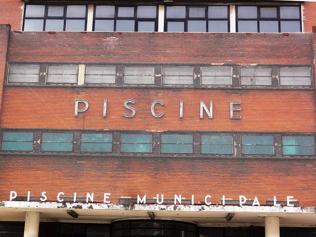 Fichier pantin texte sur fa ade piscine municipale for Piscines municipals girona