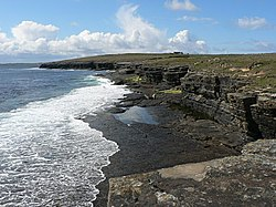 Papa Westray coastline - geograph.org.uk - 175983.jpg