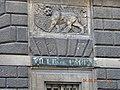 Paris, France. Hotel Carnavalet. (PA00086125)(The encrance- the Lion).jpg