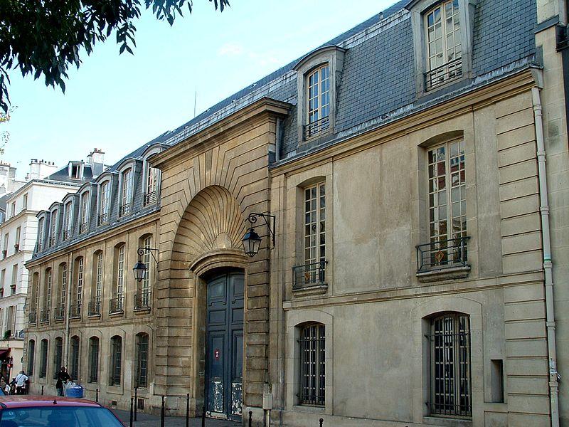 Fichier paris 3 me arrondissement h tel de rohan rue for Agence immobiliere 3eme arrondissement paris