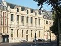 Paris 75006 Quai Malaquais no 11-13 facade ENSBA 2010.jpg