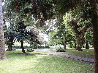 Virovitica - Image: Park Virovitica 2