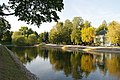 Park with a pond Meshchansky, Central District, Moscow - 1.jpg