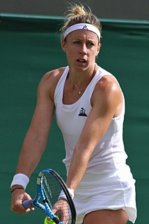 Pauline Parmentier French tennis player