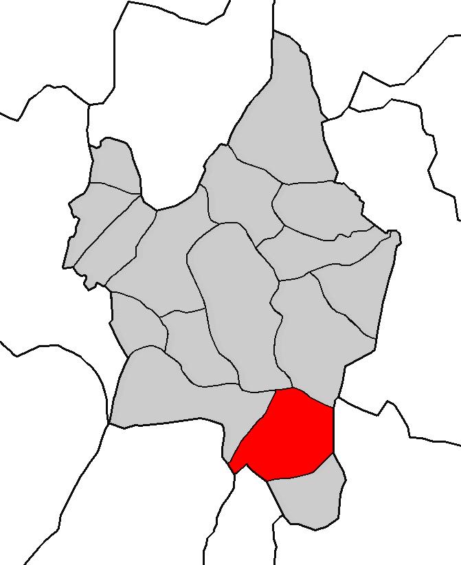 Parroquia de Torneiros do concello de Allariz
