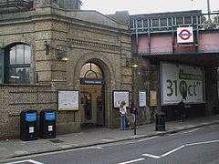Parsons Green stn southeast entrance.JPG