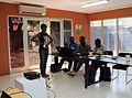 Participants of Wikimedia Ghana User Group Monthly Editathons 03.jpg