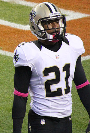 Patrick Robinson (cornerback) - Robinson with the Saints in 2012