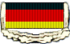 Patriotic Order of Merit GDR ribbon bar silver