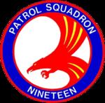 Patrol Squadron 19 (US Navy) insignia 1978.png