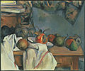 Paul Cézanne - Ginger Pot with Pomegranate and Pears - Google Art Project.jpg