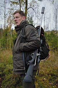 Paul Childerley driven hunt Finland 01.jpg