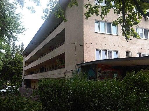Paul Heim, Laubenganghaus