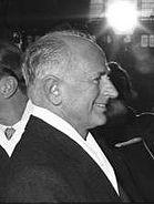 Paul Nevermann - Ausschnitt aus Bundesarchiv B 145 Bild-F009507-0007, Hamburg, Besuch Staatspräsident von Pakistan