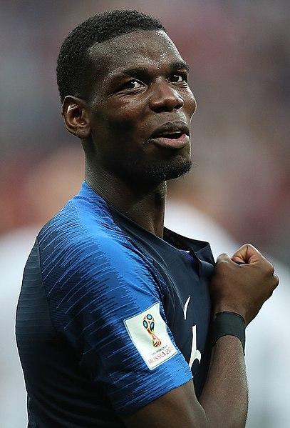 Paul Pogba transfer odds