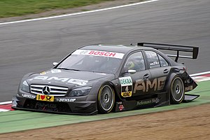 Paul di Resta - Di Resta finished runner-up in the 2008 Deutsche Tourenwagen Masters season.