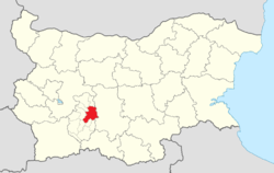 Pazardzik Municipality Within Bulgaria.png