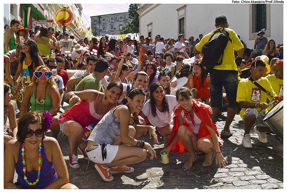 Pelas Ruas de Olinda - Carnaval 2010 (4354380432)