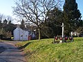 Pencombe Village and War Memorial - geograph.org.uk - 113368.jpg