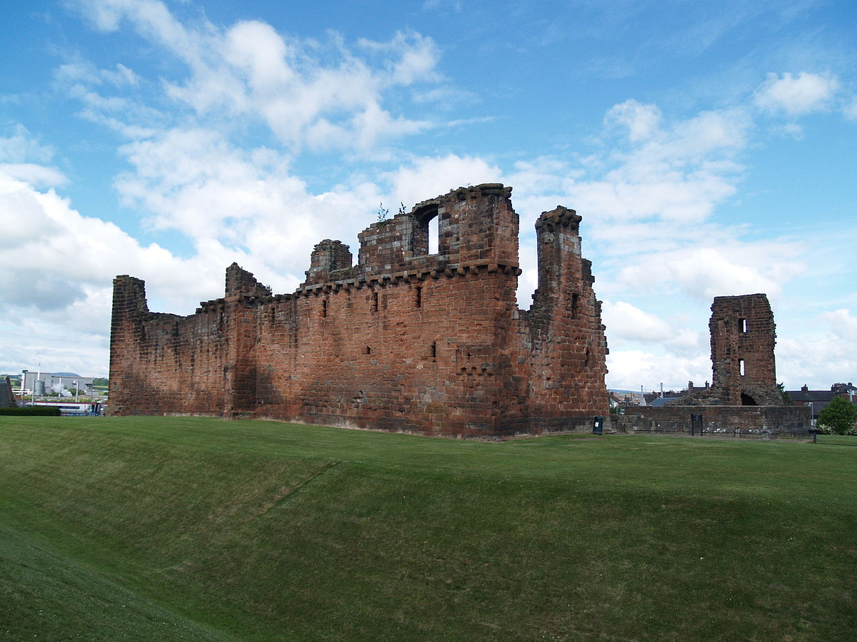 Penrith Castle Wikipedia
