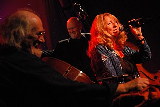 Folk music of England - Pentangle performing in 2007