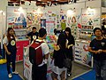 Pentel Stationery (Taiwan) booth, Comic Exhibition 20170813.jpg
