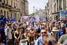 People's vote on Brexit march, London, June 23, 2018 07.jpg