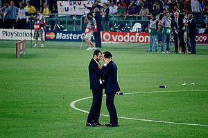Pep Guardiola%2C 2009 UEFA Champions League Final