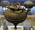 Periodo degli zhou dell'est, vaso rituale in bronzo, V-IV sec. ac..JPG