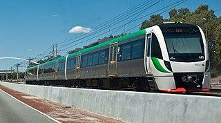Transperth Trains