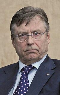 Pertti Salolainen Finnish politician