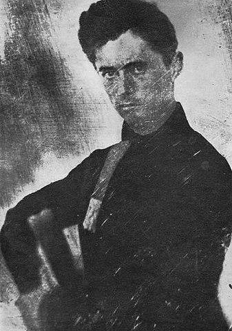 Дагеротипия Шандора Петёфи. 1847