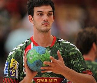 Petar Nenadić Serbian handball player