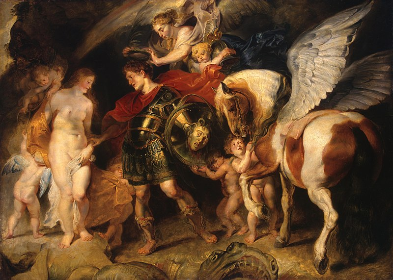 Peter Paul Rubens - Perseus and Andromeda (Hermitage Museum).jpg