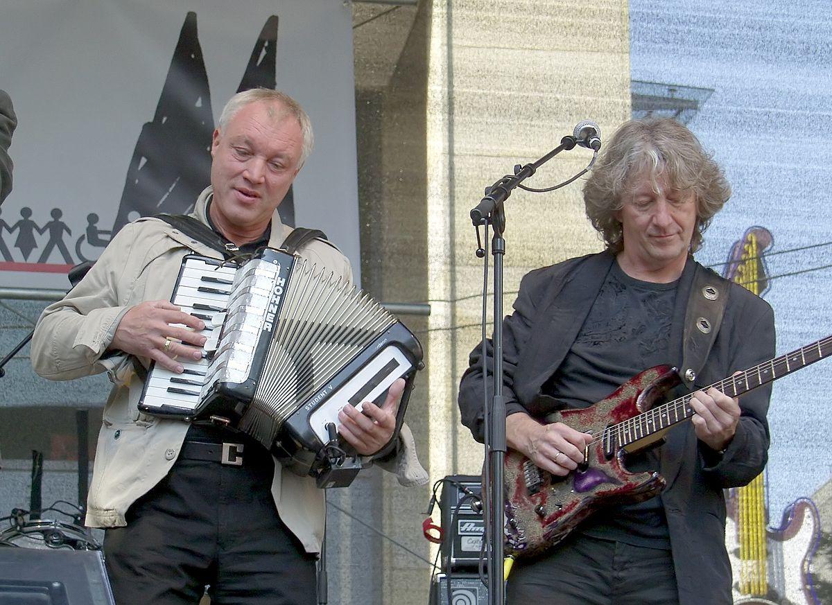 John Parsons Musiker