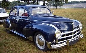 Peugeot 203 Wikip 233 Dia