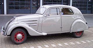 Peugeot 402 Motor vehicle