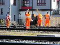 Pfäffikon (SZ) - Gleisbauarbeiten 2012-03-13 14-34-47 (P7000).jpg