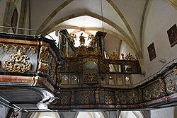 Pfarrkirche Sankt Erhard in der Breitenau - Interior 17.jpg