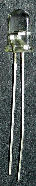 Typická fotodioda