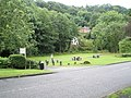 Picnic area opposite Upper Forge Sluice Gates - geograph.org.uk - 1462390.jpg