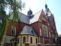 Piekary Śląskie Kościół Najświętszego Serca Pana Jezusa w Brzezinach Śląskich 15.JPG