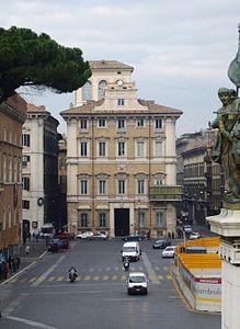 Pigna - Palazzo Bonaparte a piazza Venezia 1010179.JPG