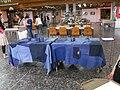 PikiWiki Israel 2971 Settlements in Israel שולחנות בחדר האוכל בקיבוץ.jpg