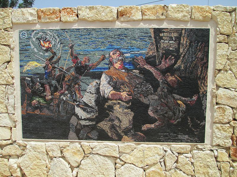 שחזור קרב הורדוס בארבל