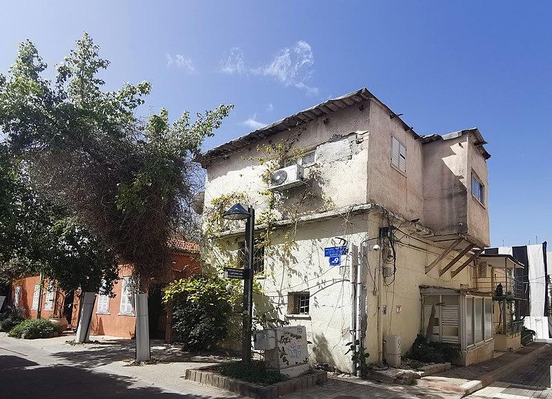 הבית בשרעבי 9א תל אביב