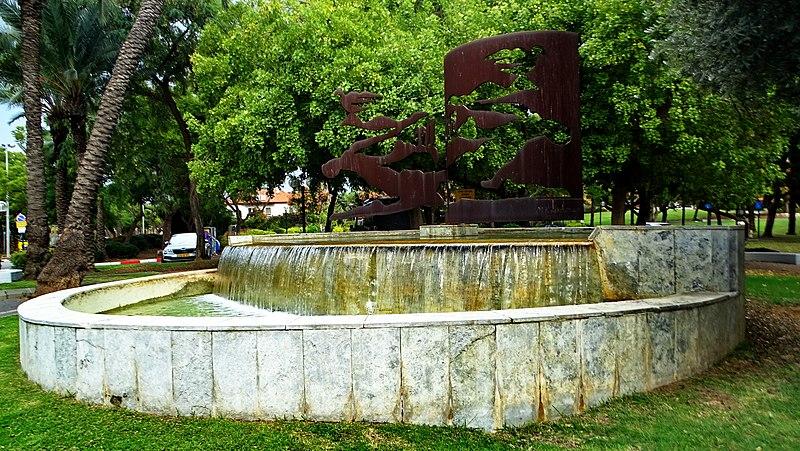 אנדרטה לאמיר מאיר