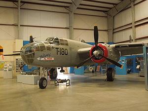 Pima Air & Space Museum - Aircraft 10.JPG