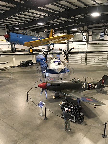 File:Pima Air and Space Museum, Tucson, Arizona. (39808540561).jpg