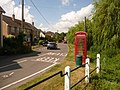Pimperne, telephone box - geograph.org.uk - 1375013.jpg